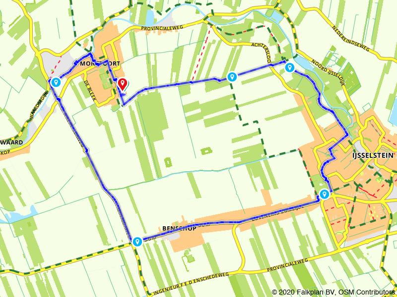 Montfoort IJsselstein Benschop