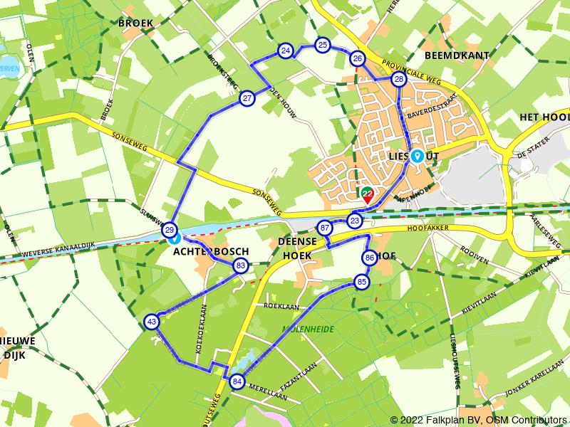 Rondje Lieshout: Molenheide en Van Gogh