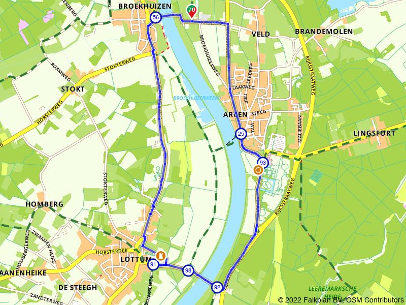 Scootmobielroute Noord-Limburg 3
