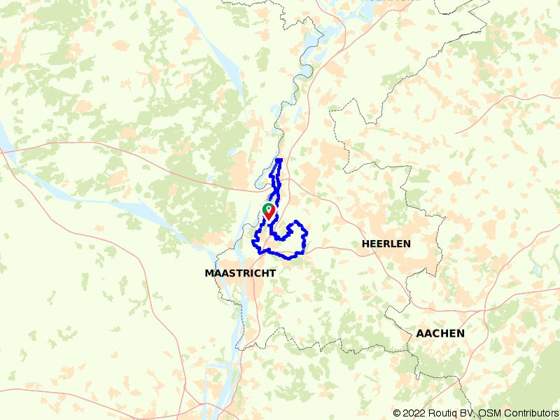Mooiste dorpenroute: Elsloo, Schimmert en Geulhem