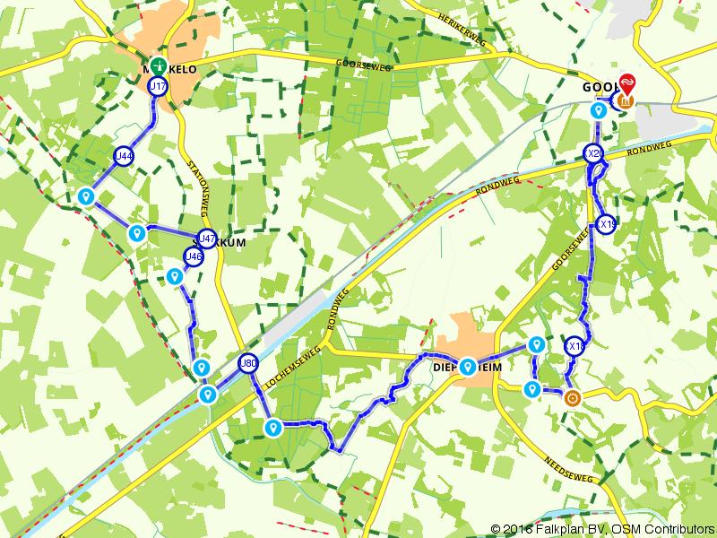 Wandelen met Jacobus Craandijk door het Hof van Twente