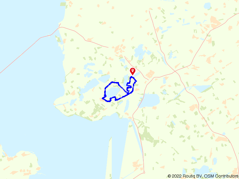 JKL Z Lagweer rondje slotermeer 42 km