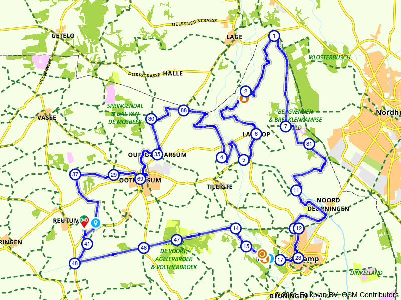 Ontdek de highlights van Noordoost-Twente