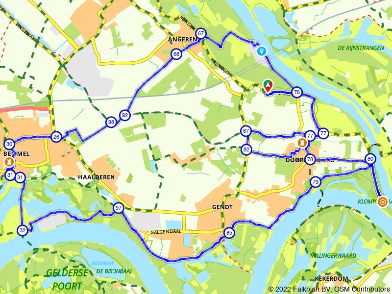 Lingewaard: land tussen twee rivieren