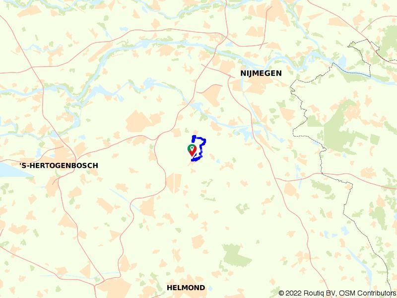 Wandelen in het mooie Noord-Brabant1