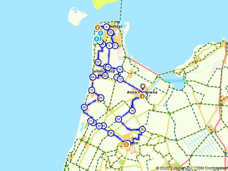 Noord-Holland, heerlijk genieten.