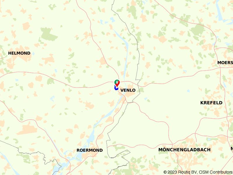 Wandelroute Boekend | Maashof