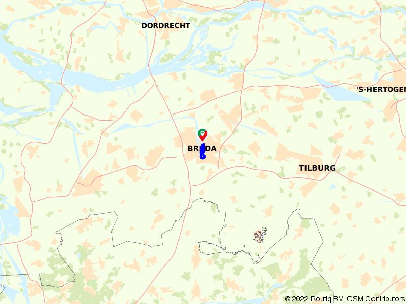 Stadswandeling Breda: Begijnhof en Boven-Mark