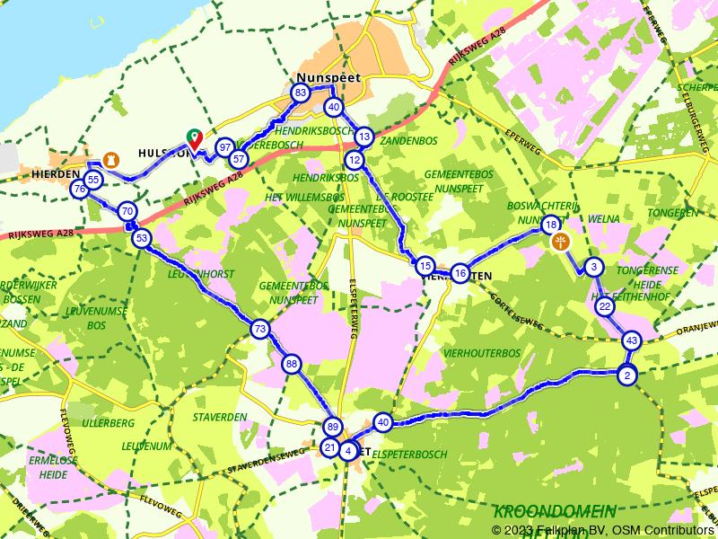 Rondje Verscholen Dorp en De Essenburgh