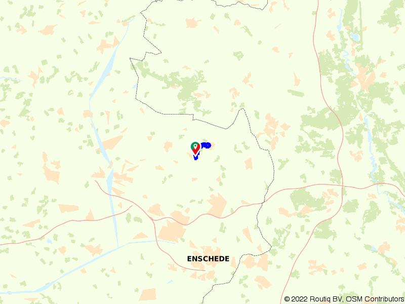 Rondje Ootmarsum, Kuiperberg en Groot-Agelo