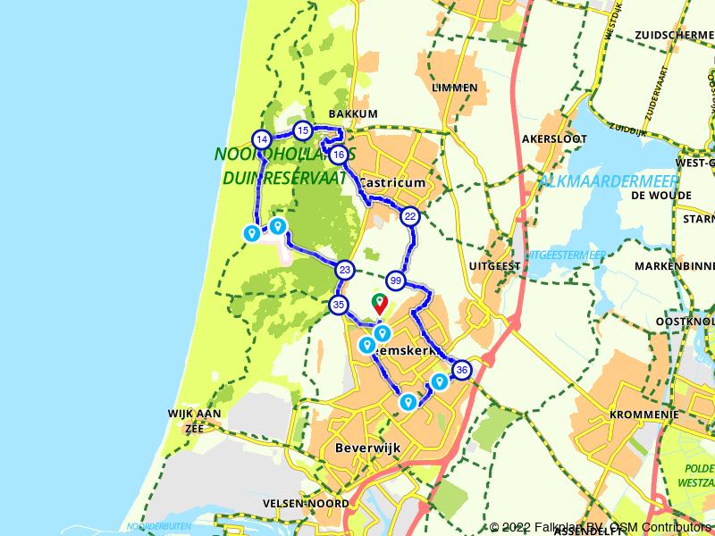 Rondje Heemskerk