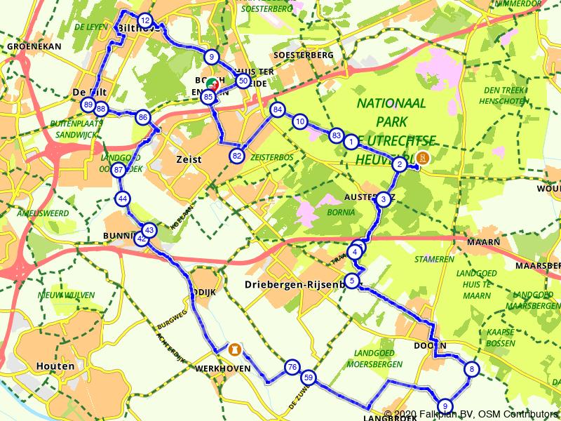 Landgoederenroute in het spoor van Wilhelm II
