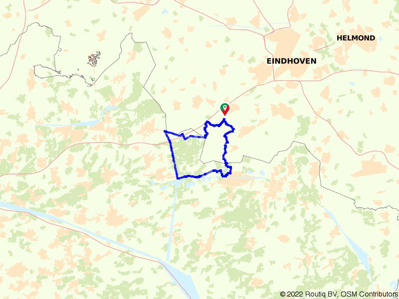 Verken het groen in Brabant