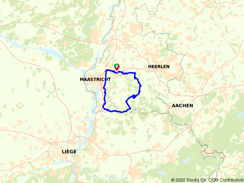 Rondje mooiste plekjes van Zuid-Limburg