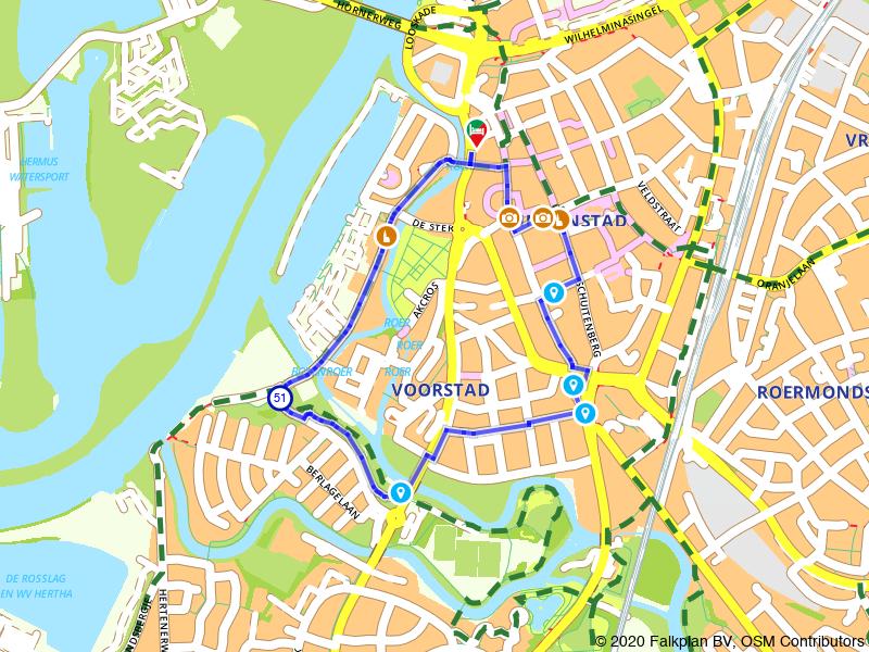 Route De Pauw: het Cuypershuis in Roermond