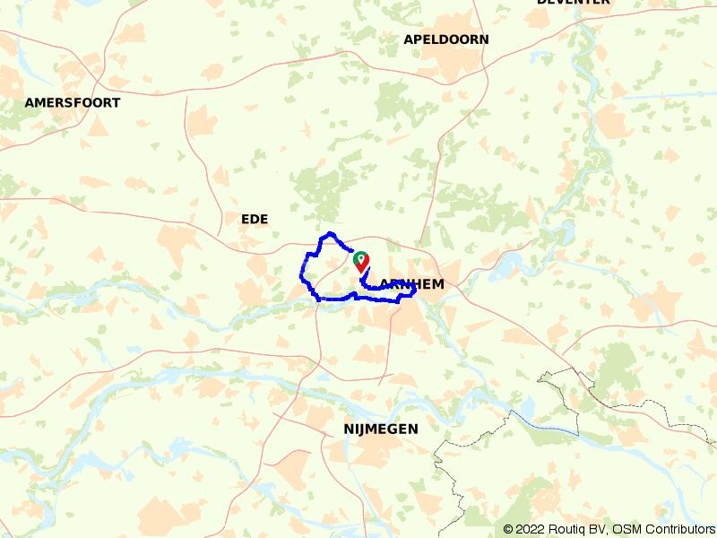 Liberation Route Arnhem