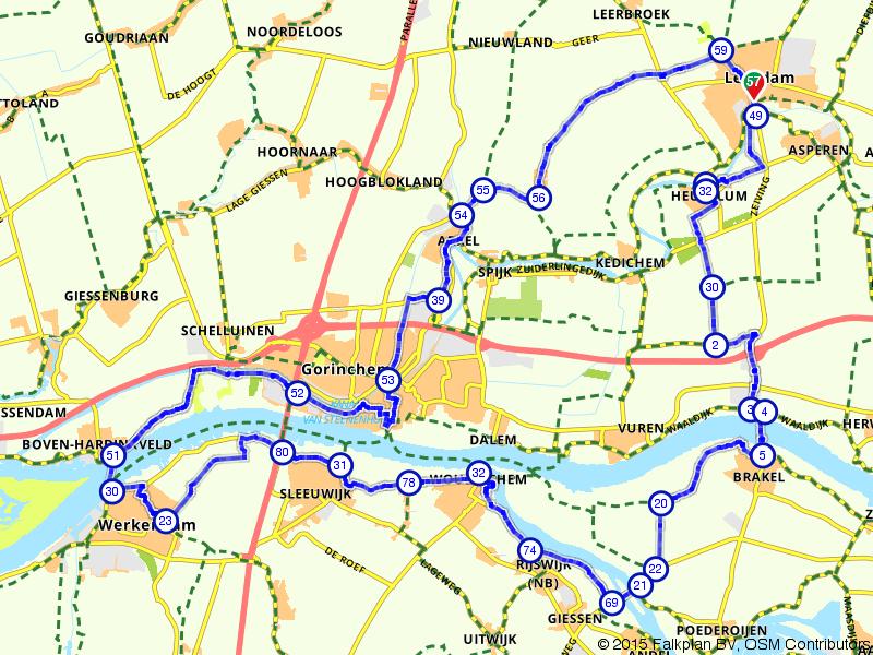 Leerdam-56km