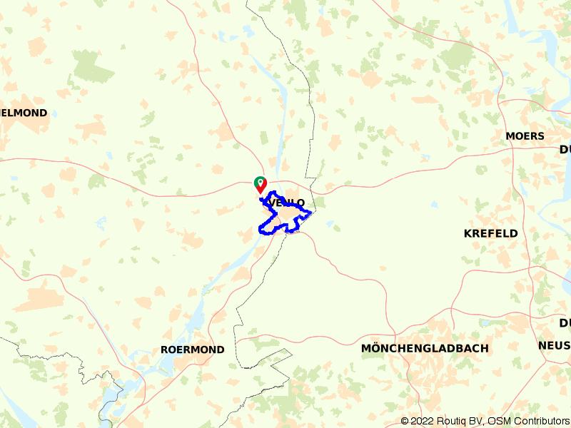 E-choppertour Maashof | Tegelen | Steyl
