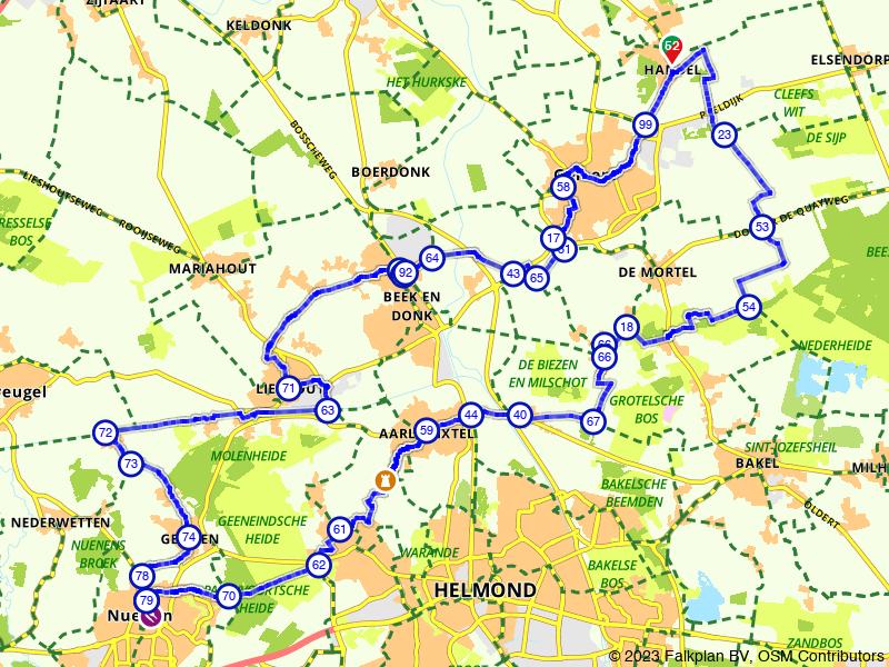 Mooie dorpjes tussen Veghel en Helmond