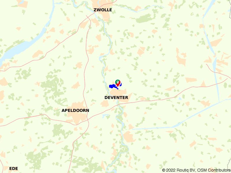 Rondje Nieuwe Rande en Diepenveen