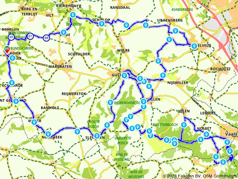 7. Valkenburg - Valkenburg - Amstel Radler, Tour de Hollande