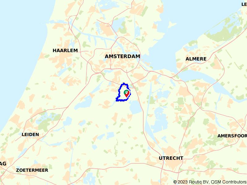 FrieslandCampina Tour; Rondje Amstel