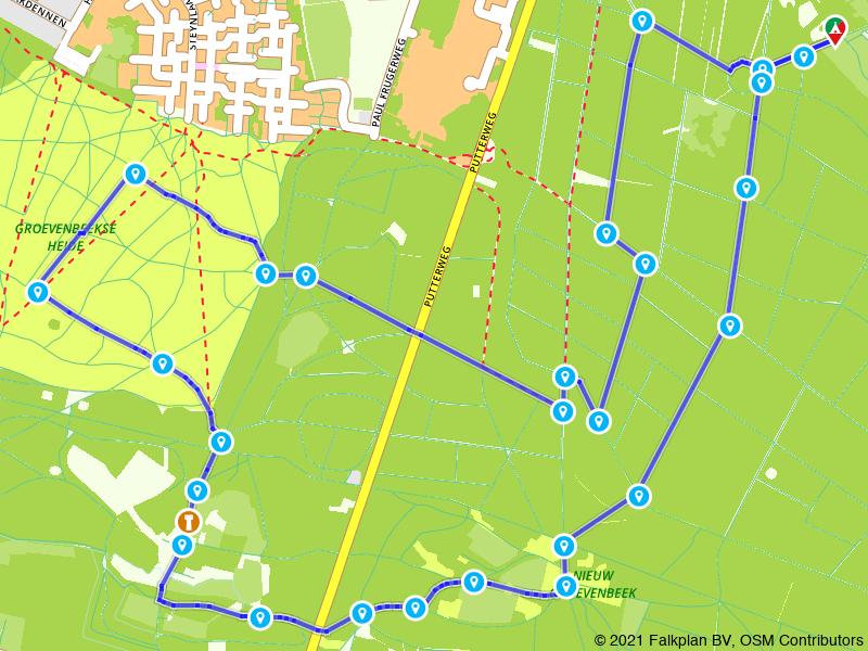 Wandeling Landgoed Groevenbeek