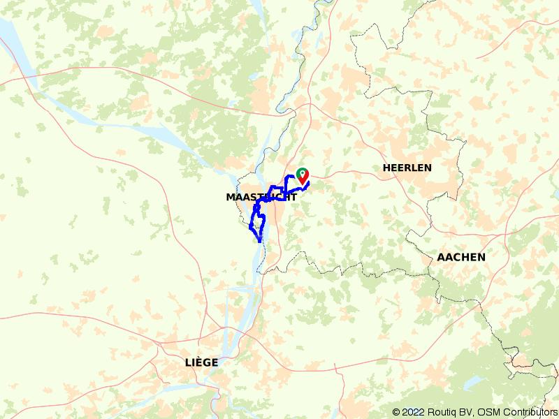 Rondje hoogtepunten van Maastricht