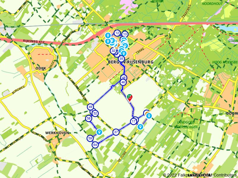 Gezellige klompenroute in Driebergen-Rijsenburg