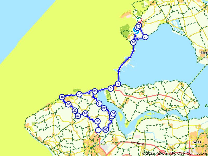 Eilandhoppen in Zeeland