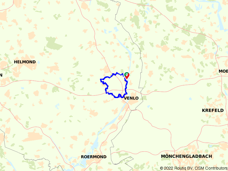 Door de natuur in Venlo en omstreken
