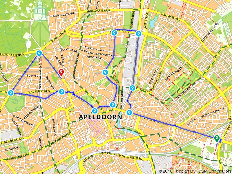 Giro d'Italia 2016 - Tijdrit in Apeldoorn