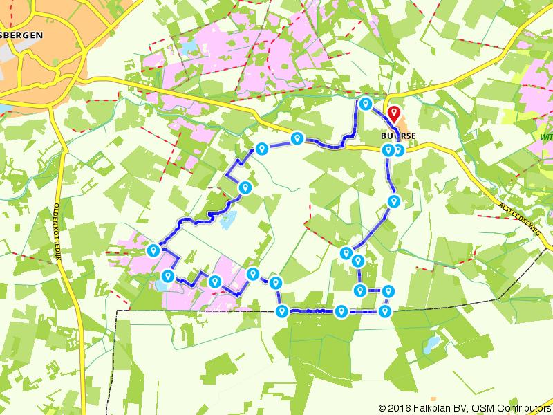 Weide- & Haaksbergerveenroute