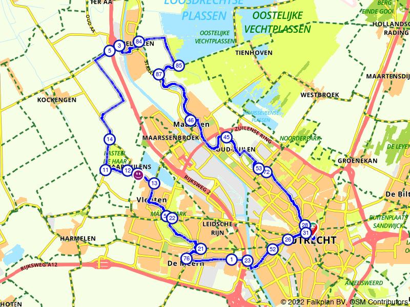 Ontdek Utrecht... Vecht en Plassengebied
