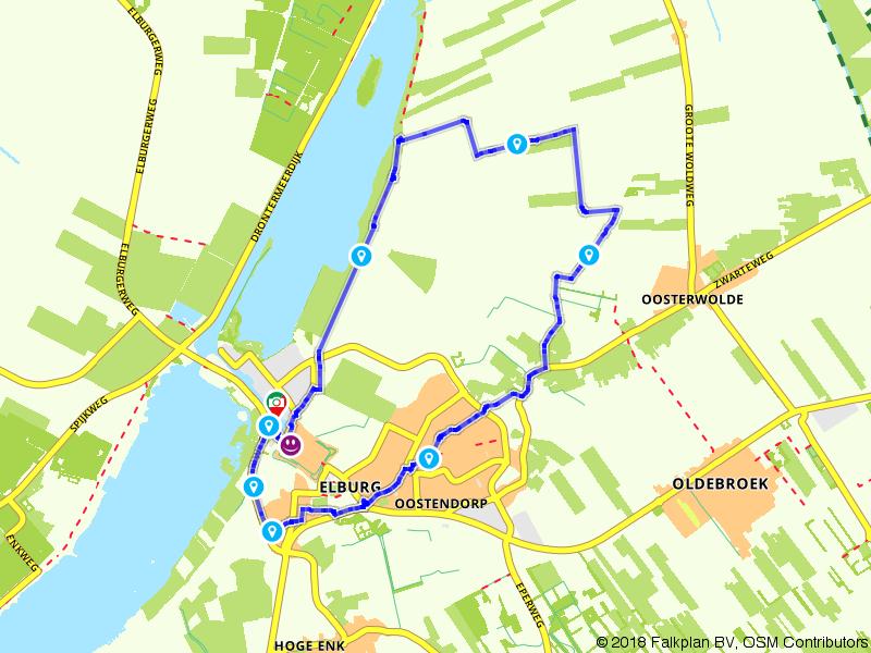 Verken Hanzestad Elburg