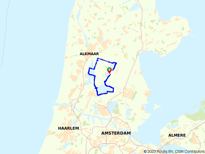 Laagveengebieden rondom De Rijp