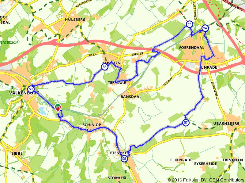 Een rondje Valkenburg