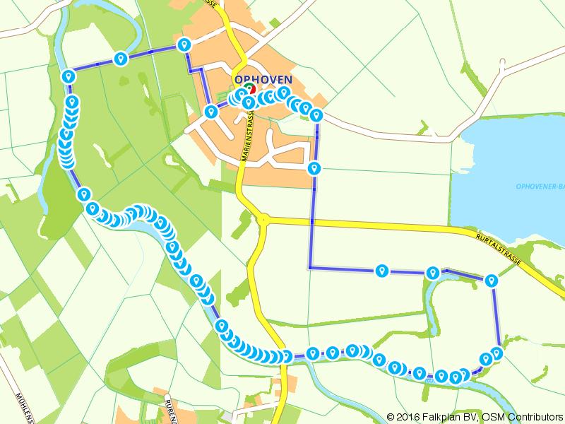 Rurniederungen und Effelder Wald A10 Ophoven