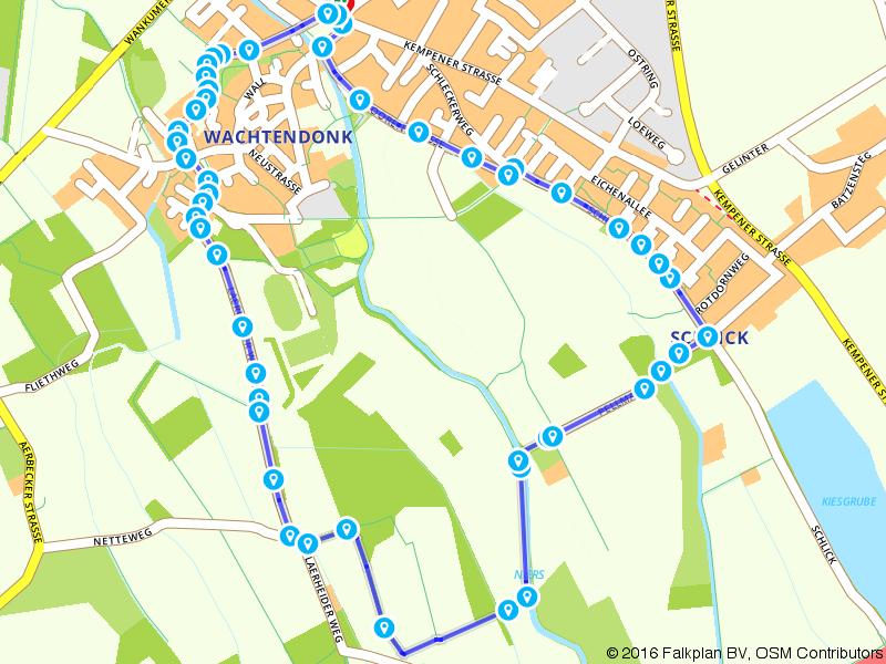 Wachtendonk (Niers und Nette)  A7 Wachtendonk Nette