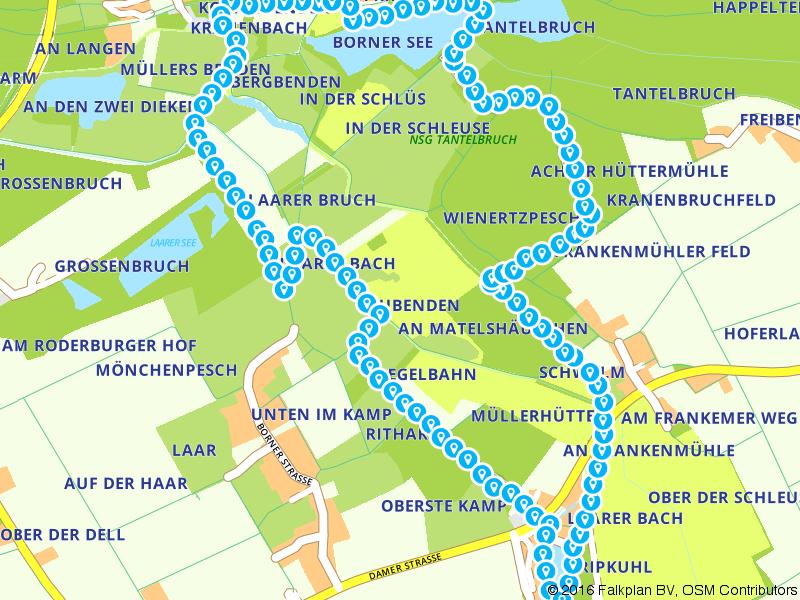 Premiumwanderweg Nr. 3 Zwei Seen Runde