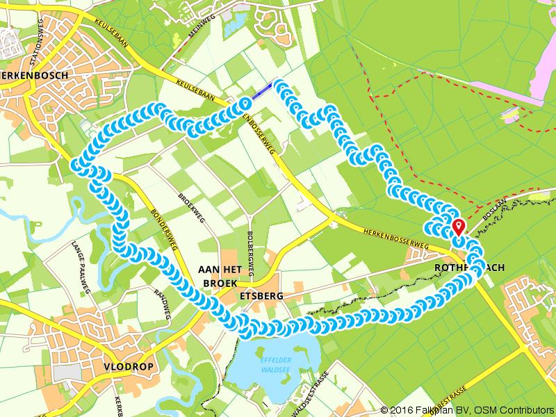 Premiumwanderweg Nr. 6 Rode Beek
