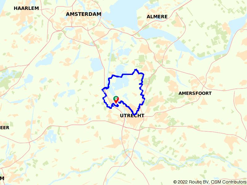 Van Utrecht naar de Loosdrechtse Plassen