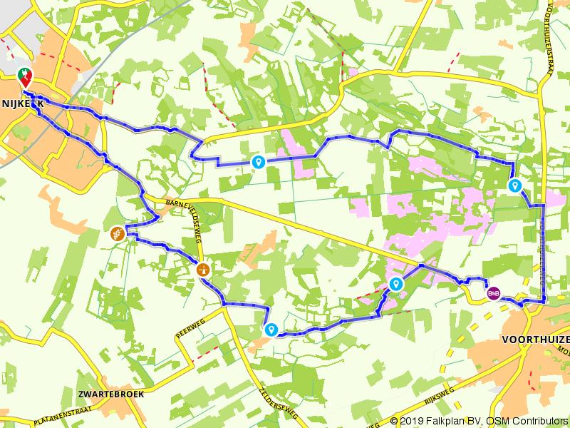 Wandelen over de Appelsche Heide