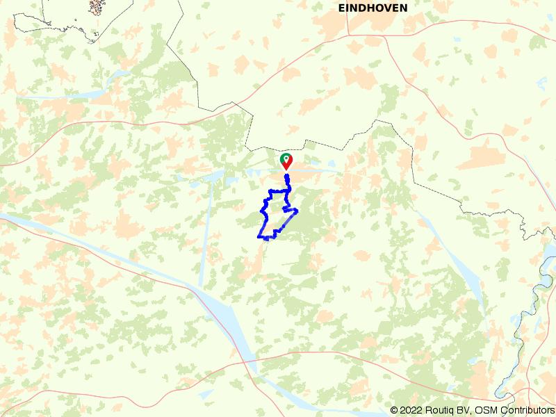Op pad door het Limburgs fietsparadijs Lommel