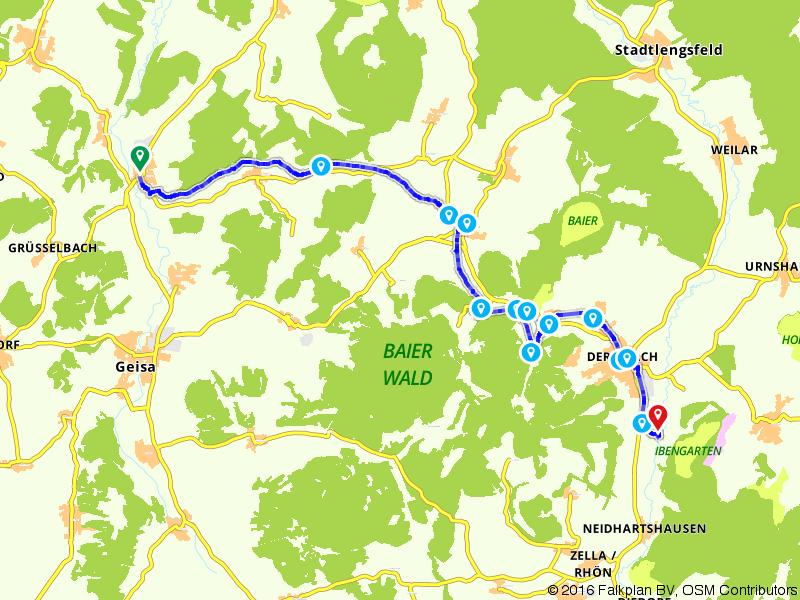 Emberg-Radweg