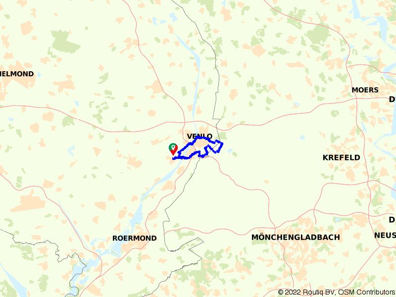 Romantische kastelenroute rondom Venlo