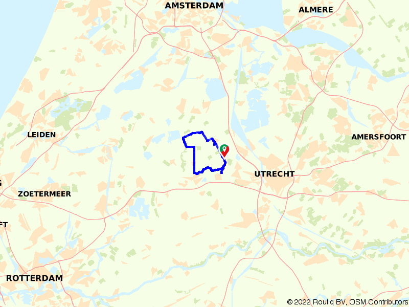 Op pad in Luilekkerland: de Kockengense polder