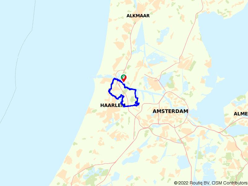 Een rondje Spaarndam