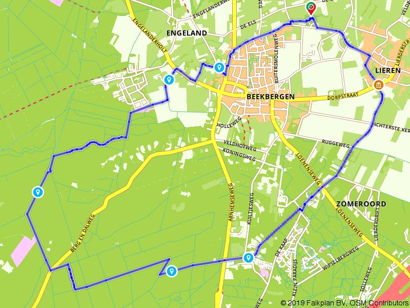 Rondje Beekbergen