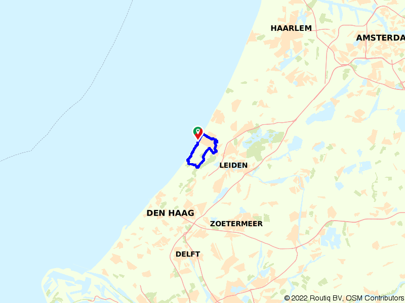 Soldaat van Oranje locaties in en rond Katwijk